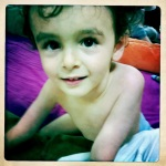 my super sweet 3.5 year old Sufyan